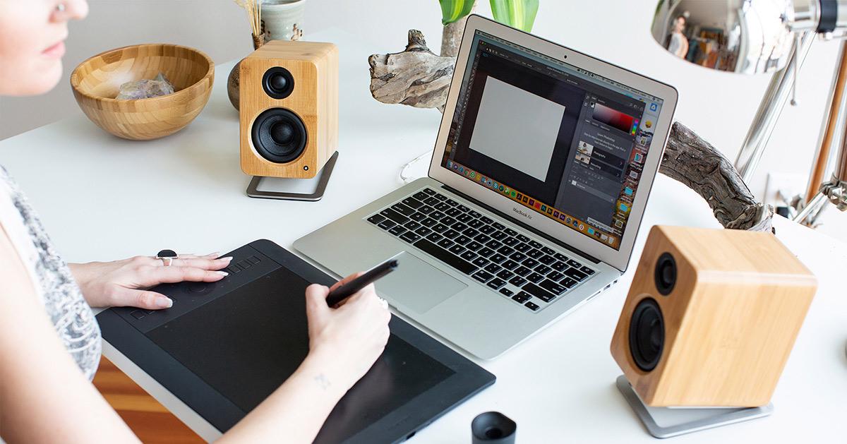 yu2 computer speakers
